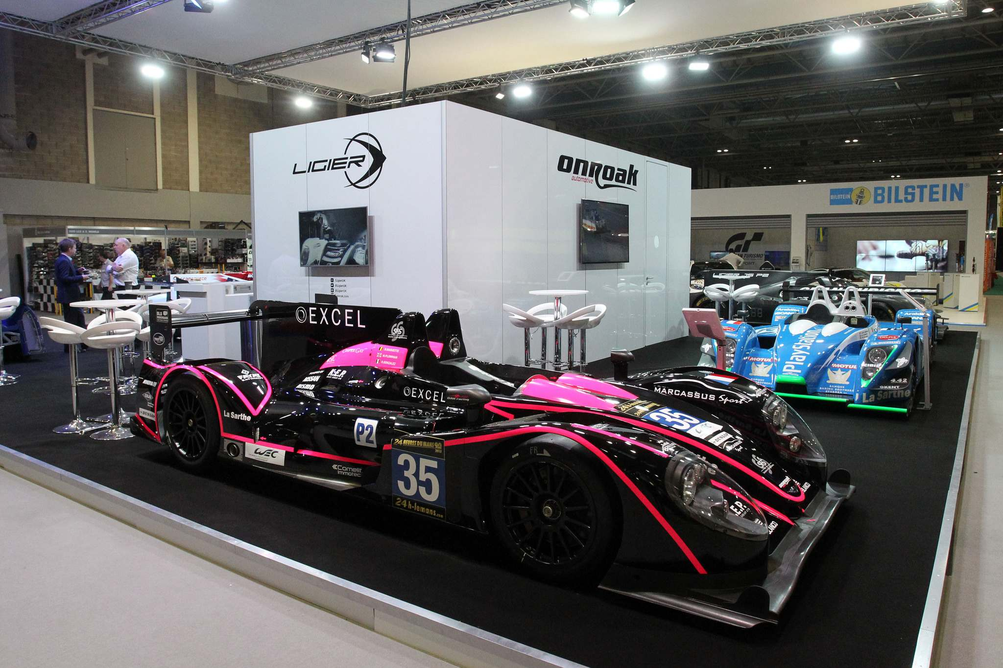 ligier 20185 Ligier at Autosport International Show 2018