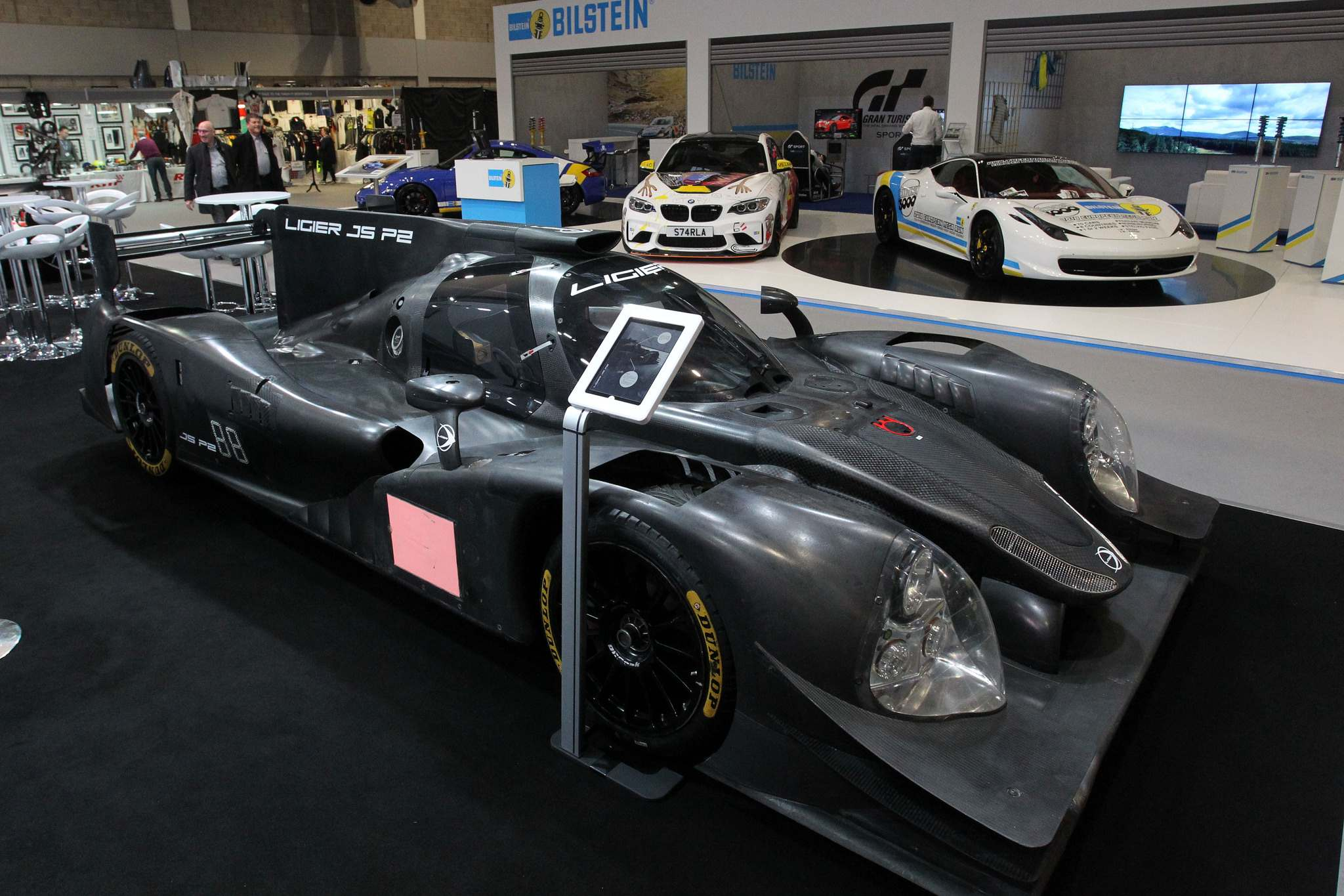 ligier 20189 Ligier at Autosport International Show 2018