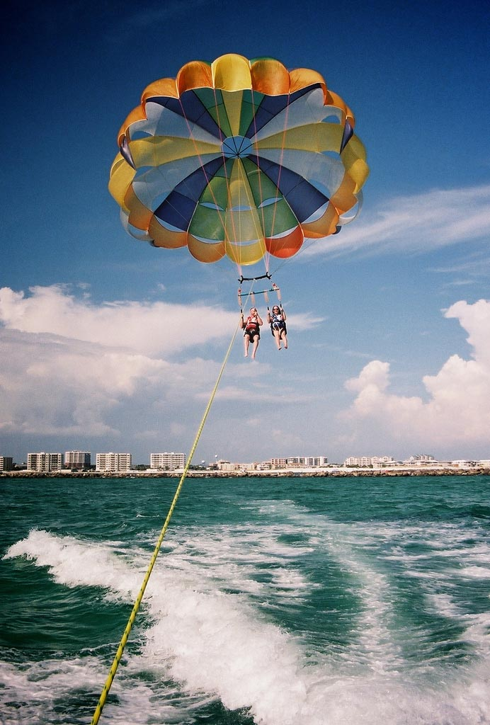 parasailing What is Parasailing ?
