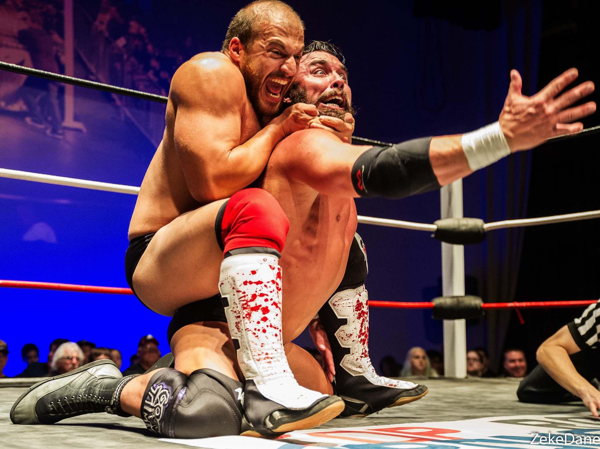 pro wrestling Pro Wrestling in New England 2016