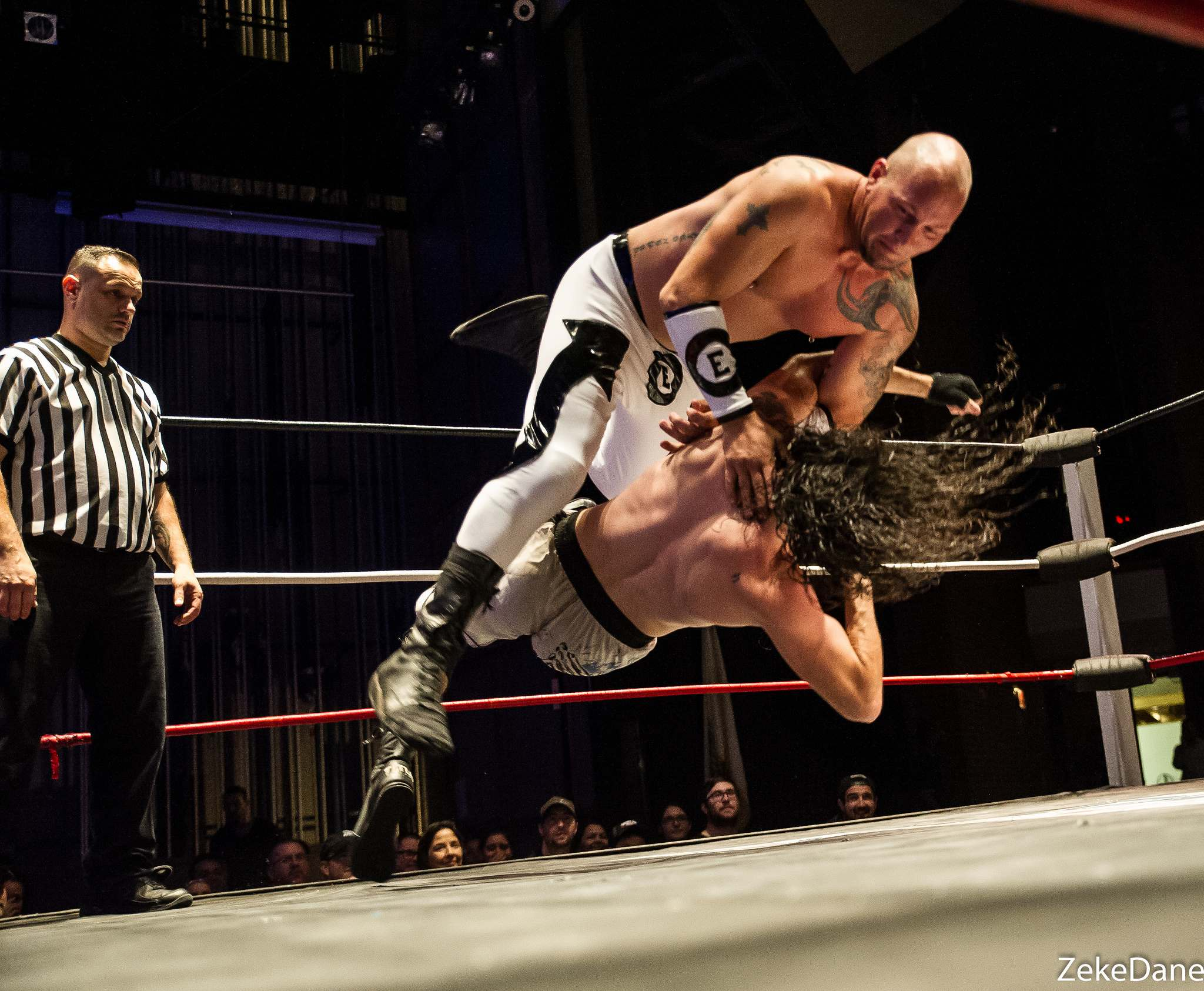 pro wrestling1 Pro Wrestling in New England 2016