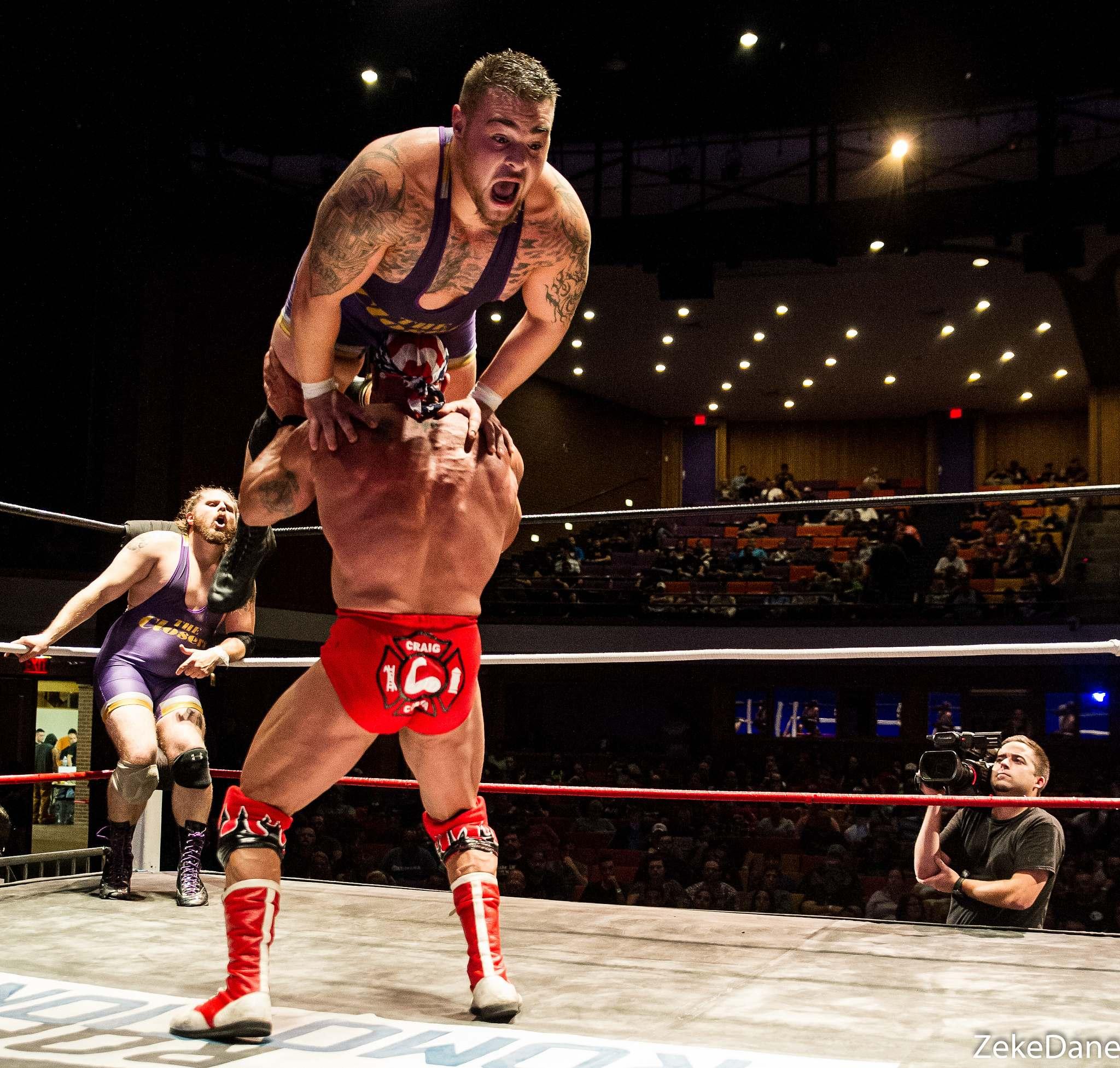 pro wrestling10 Pro Wrestling in New England 2016