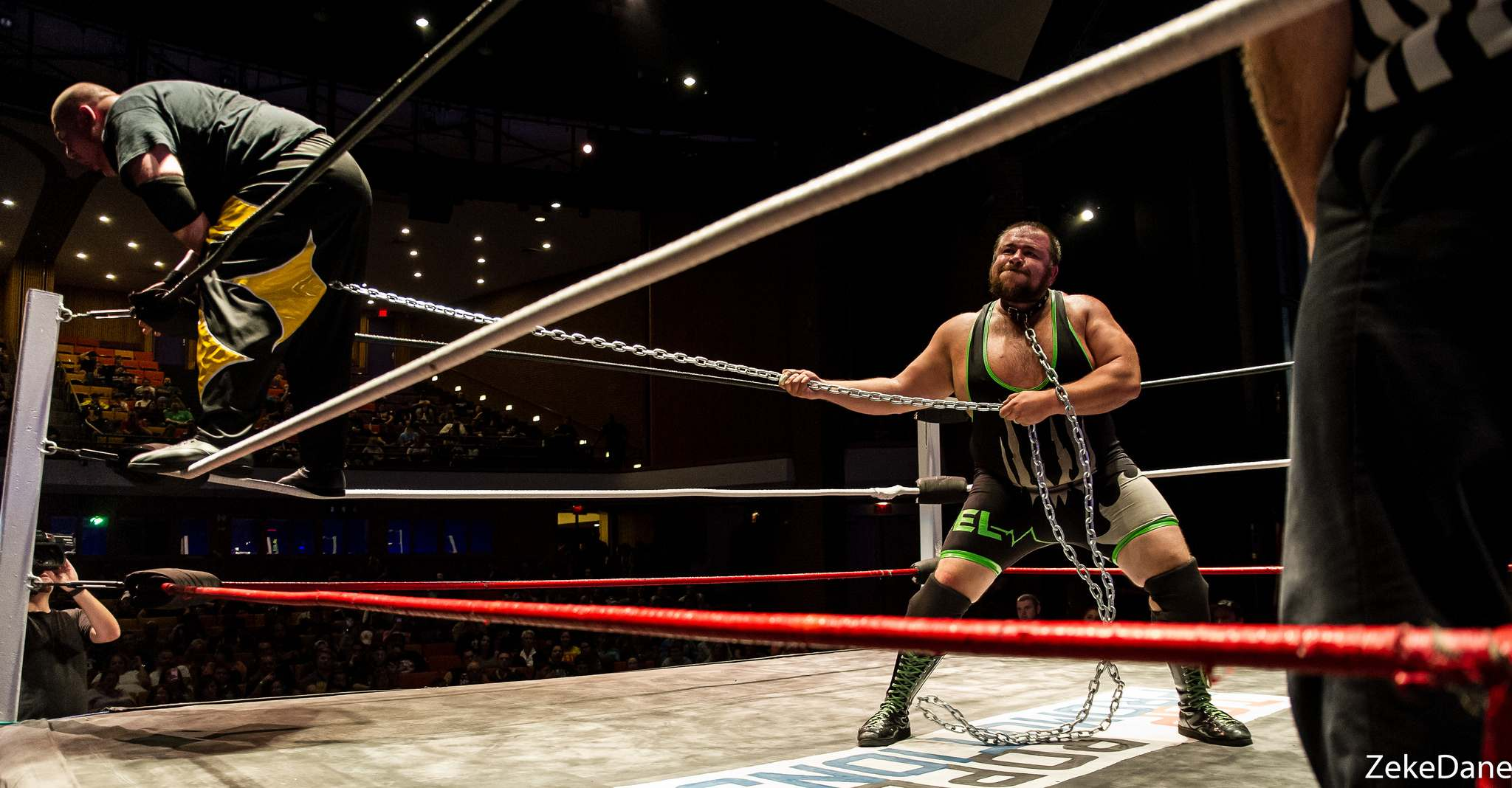 pro wrestling13 Pro Wrestling in New England 2016