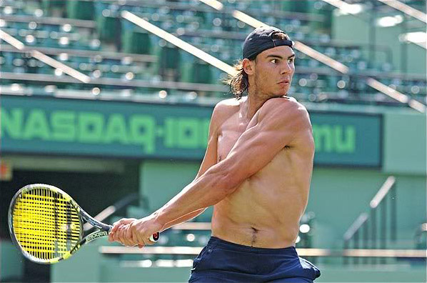rafael nadal12 Rafael Nadal Best Tennis Player Ever