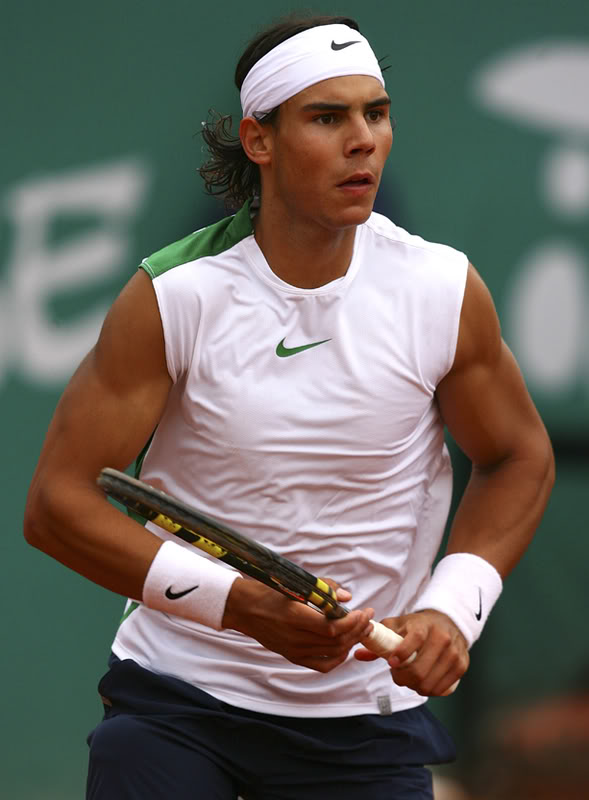 rafael nadal8 Rafael Nadal Best Tennis Player Ever