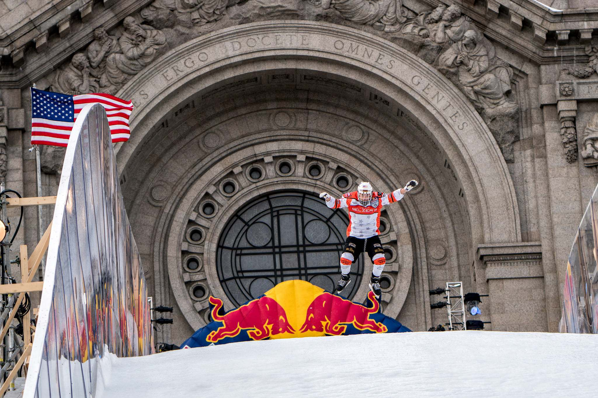 red bull crashed ice 20185 Red Bull Crashed Ice 2018 in St Paul, Minnesota