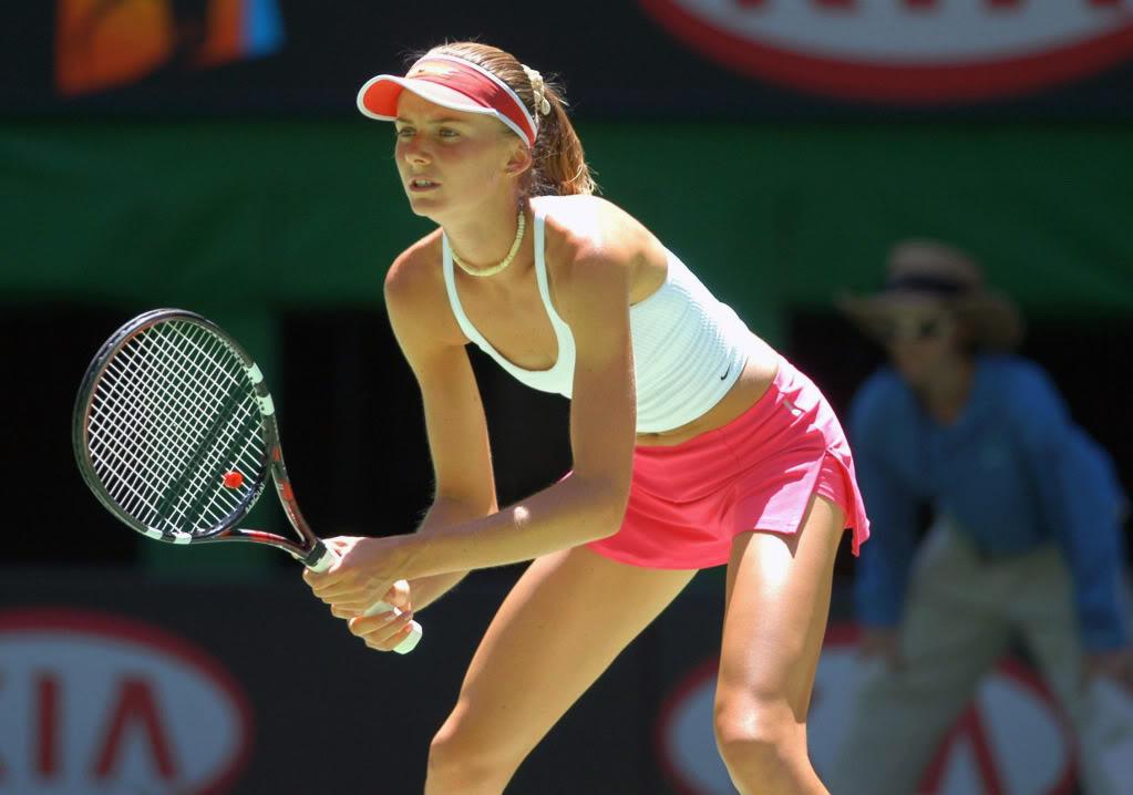 daniela hantuchova10 Slovak Beauty on Tennis Court Daniela Hantuchova