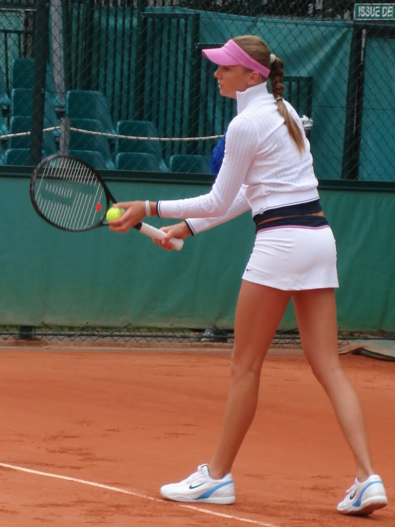 daniela hantuchova14 Slovak Beauty on Tennis Court Daniela Hantuchova