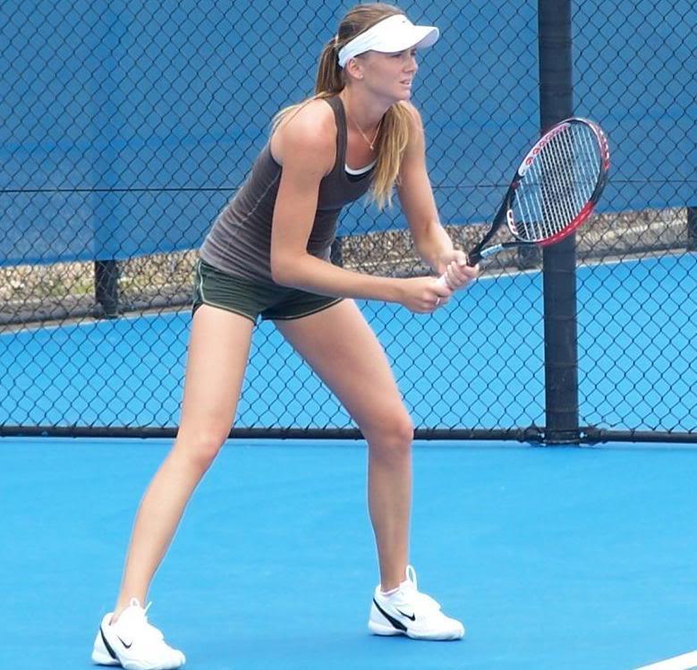 daniela hantuchova7 Slovak Beauty on Tennis Court Daniela Hantuchova