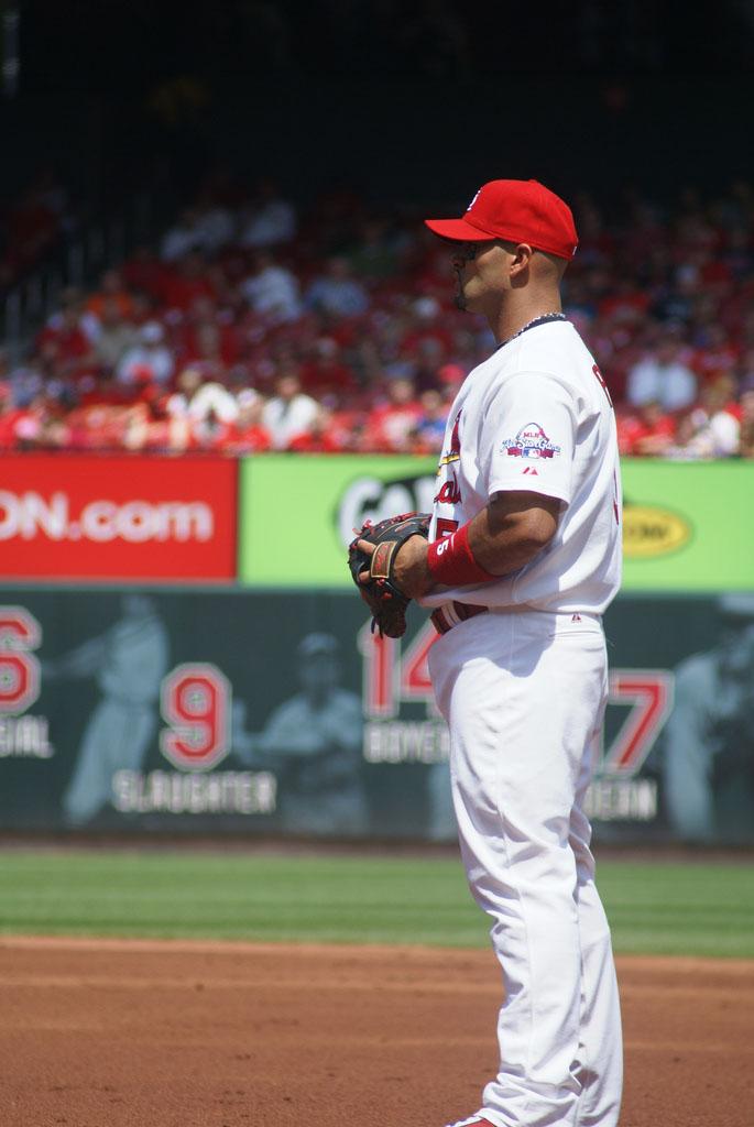 albert pujols11 St. Louis Cardinals Baseball Hero   Albert Pujols