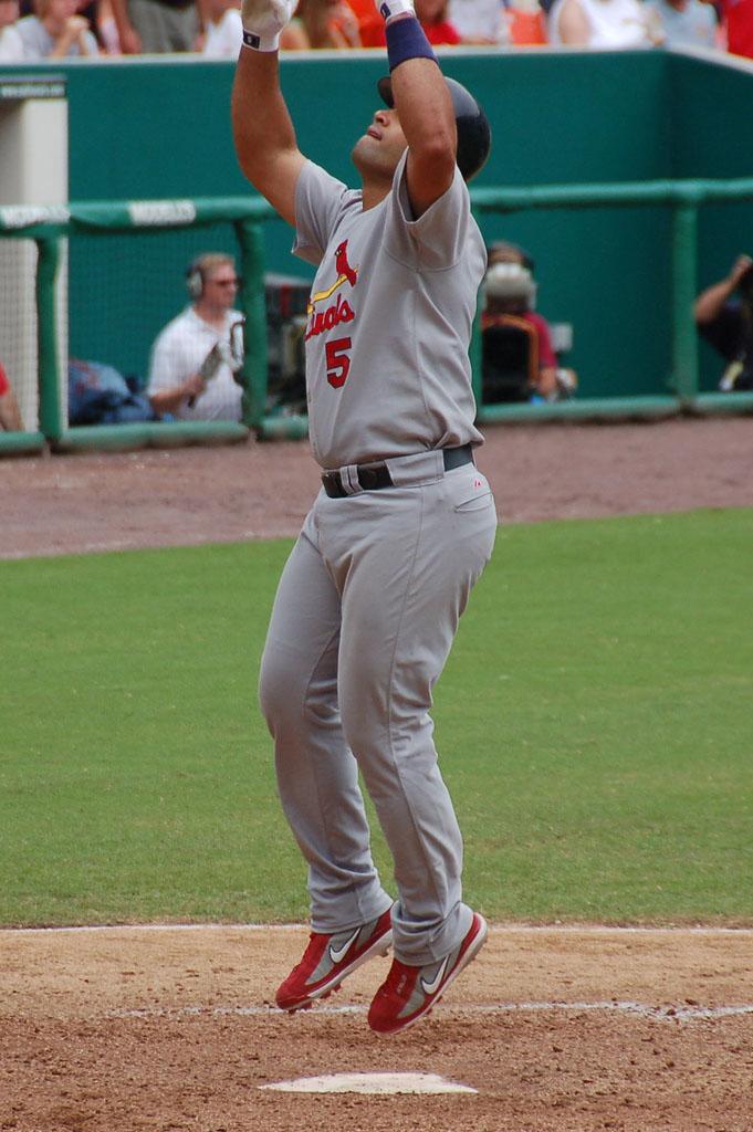 albert pujols12 St. Louis Cardinals Baseball Hero   Albert Pujols
