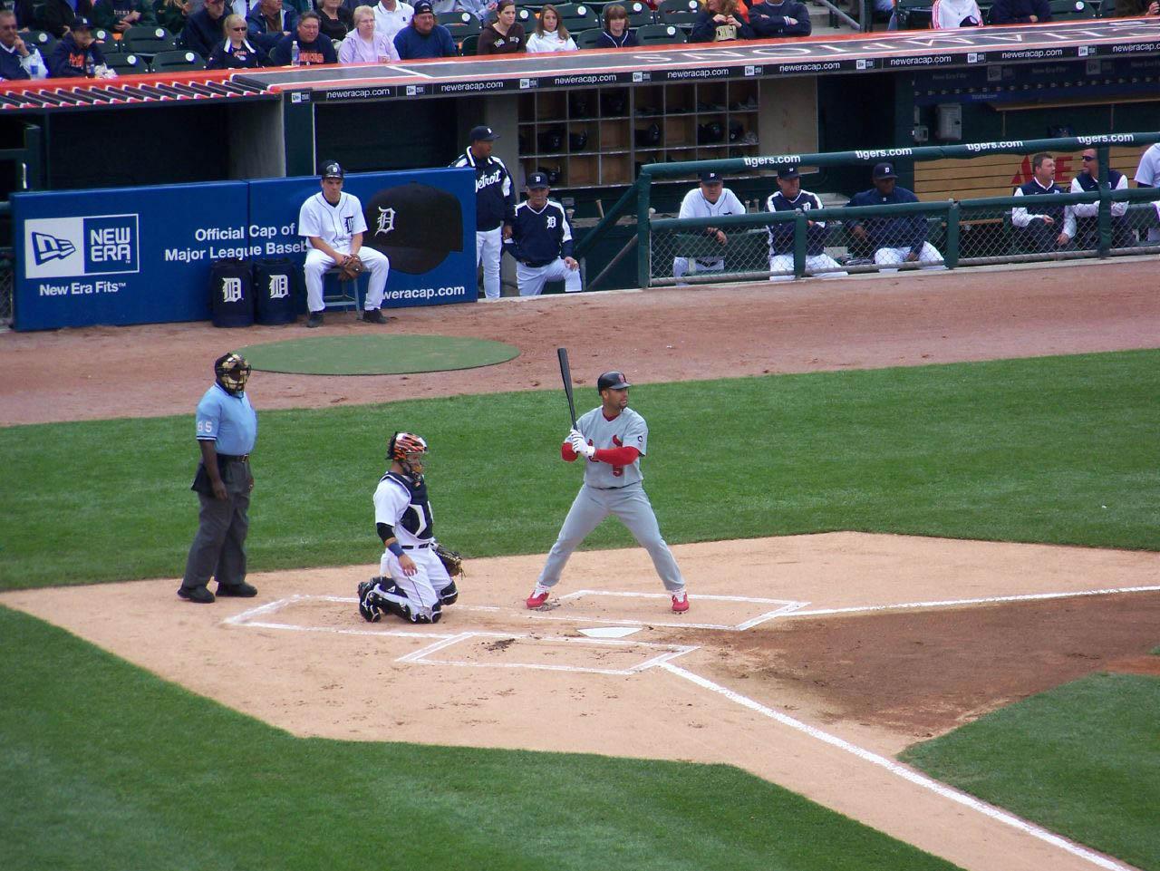 albert pujols9 St. Louis Cardinals Baseball Hero   Albert Pujols