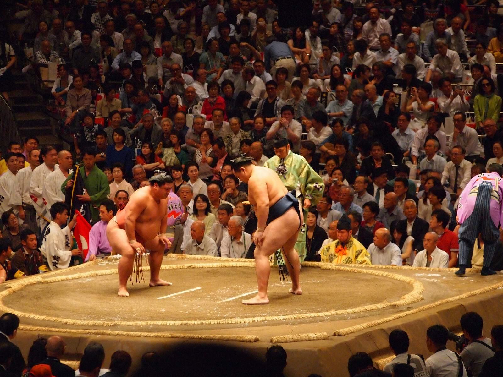 tokyo sumo2 Tokyo Sumo Tournament 2015