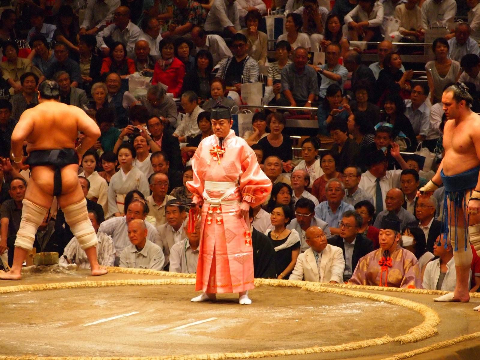 tokyo sumo4 Tokyo Sumo Tournament 2015