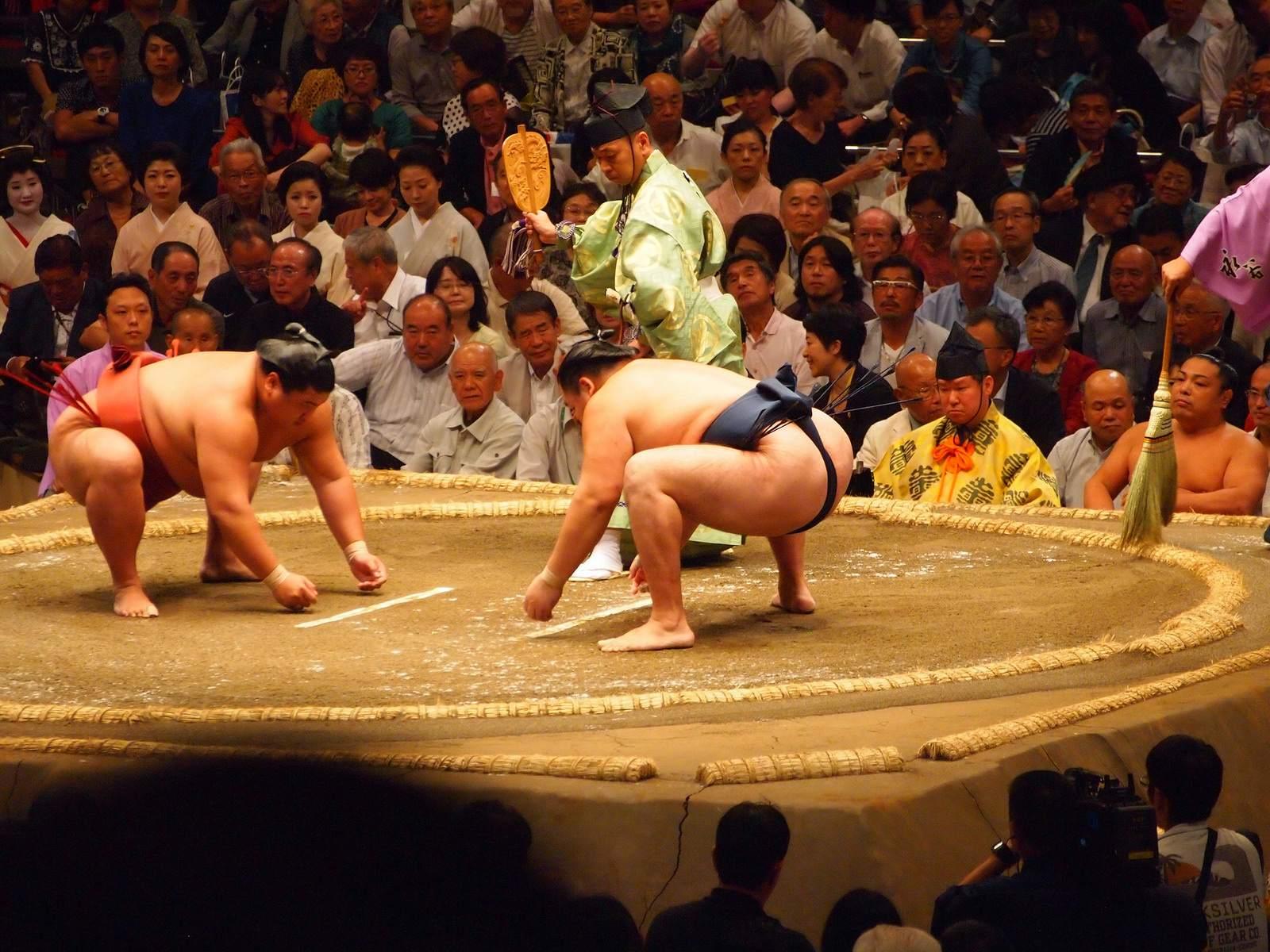 tokyo sumo7 Tokyo Sumo Tournament 2015