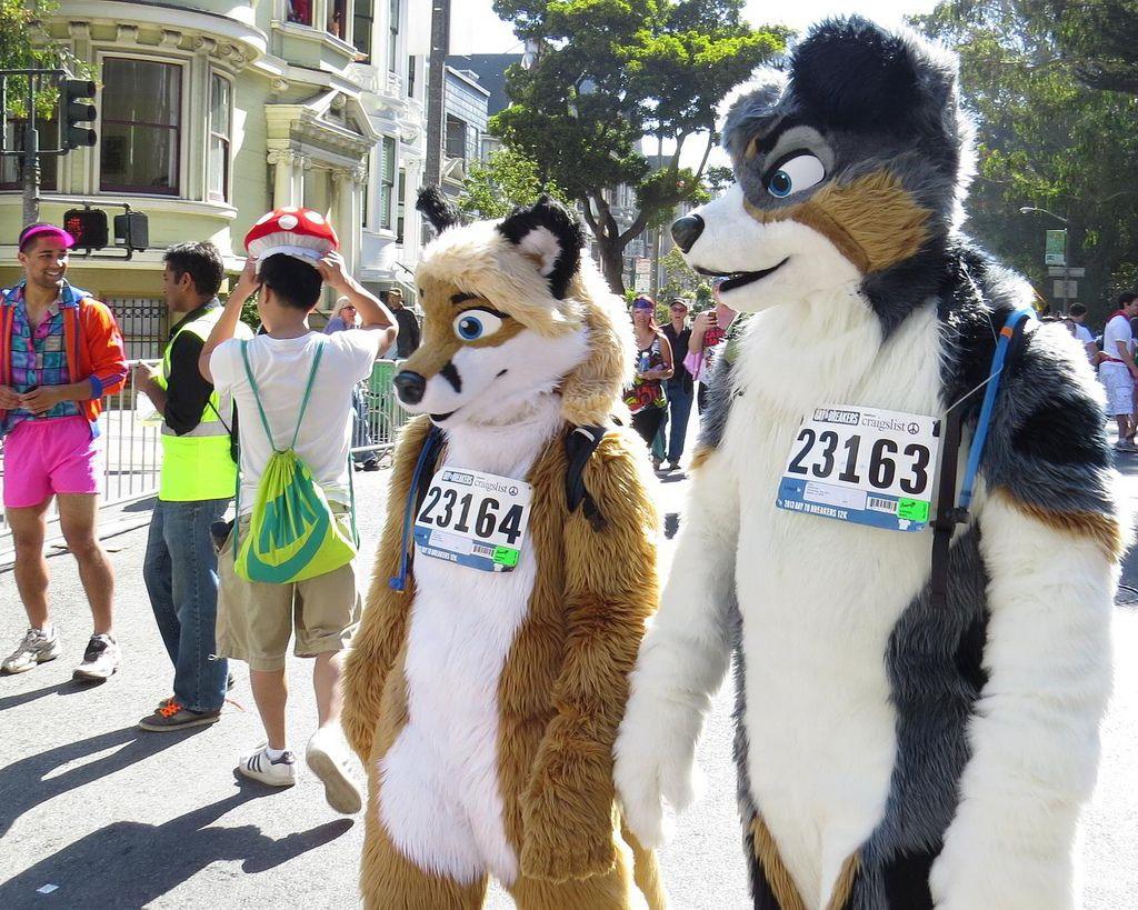 bay breakers15 Top Costumes at Bay to Breakers in San Francisco