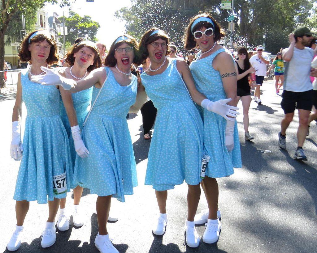 bay breakers16 Top Costumes at Bay to Breakers in San Francisco