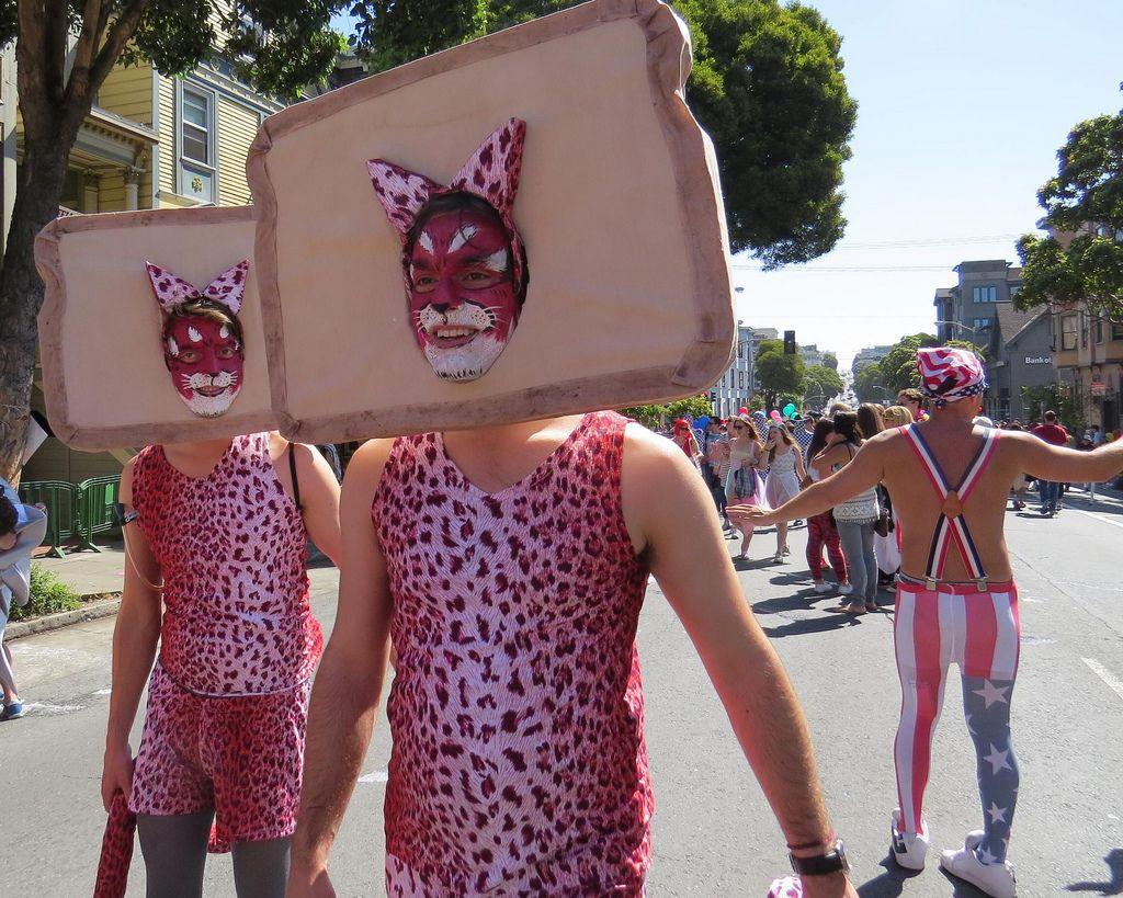 bay breakers2 Top Costumes at Bay to Breakers in San Francisco