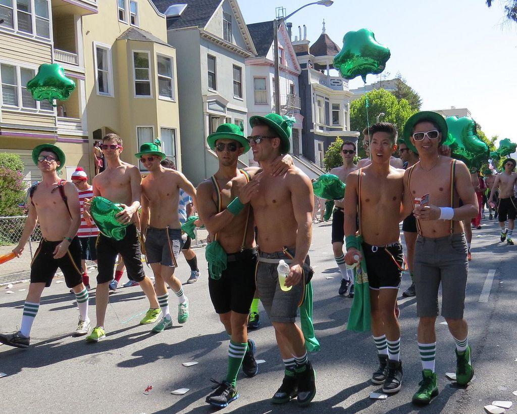 bay breakers6 Top Costumes at Bay to Breakers in San Francisco