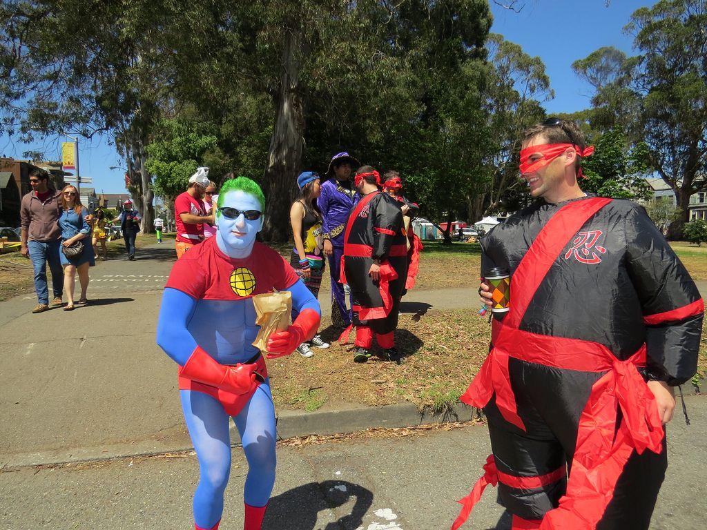 bay breakers9 Top Costumes at Bay to Breakers in San Francisco