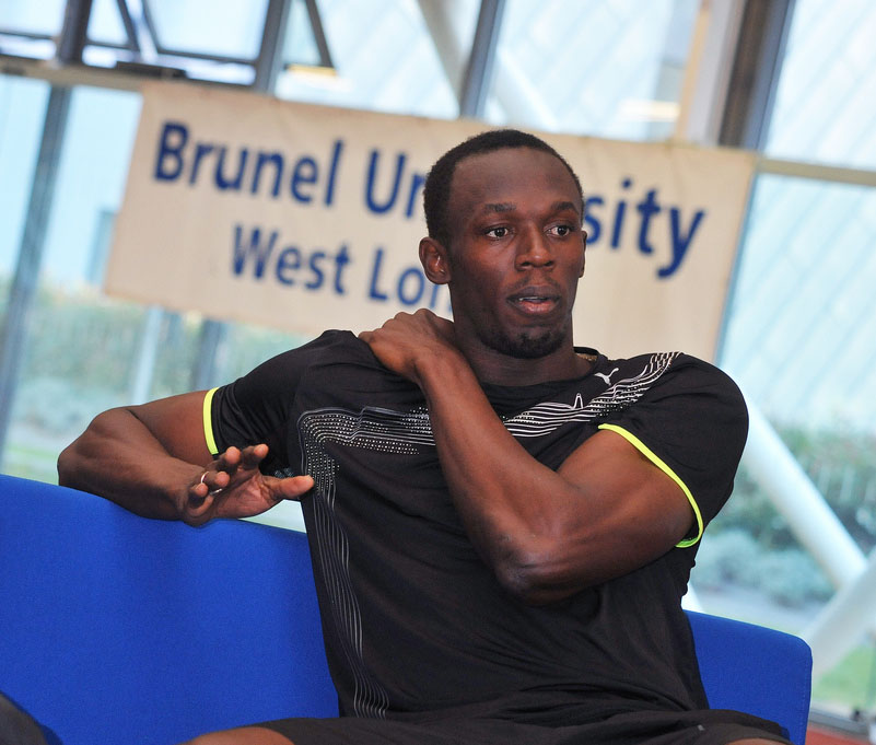 usain bolt6 Usain Bolt   The Fastest Man in The World