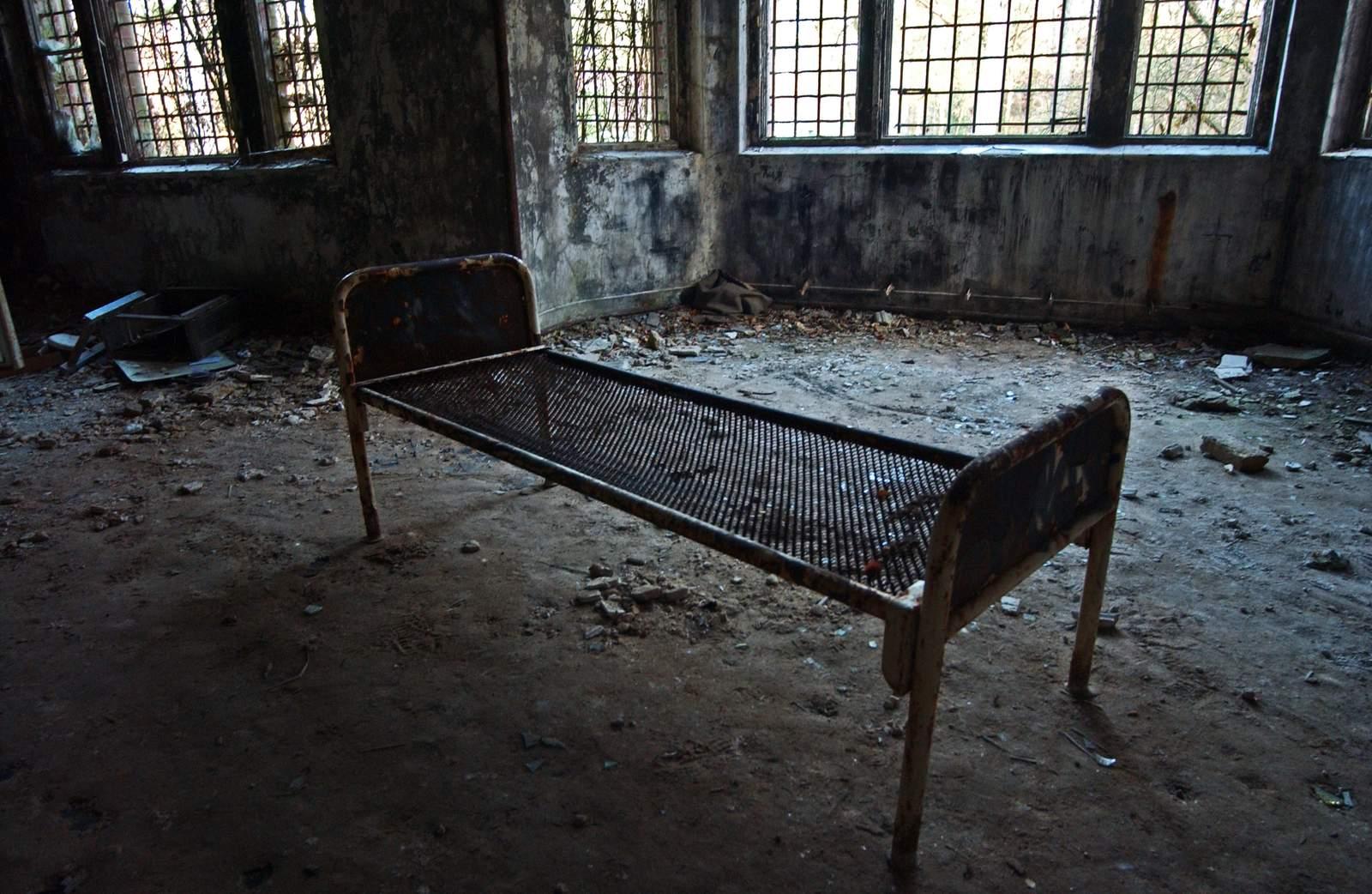 beelitz heilstatten Abandoned Beelitz Heilstatten Hospital