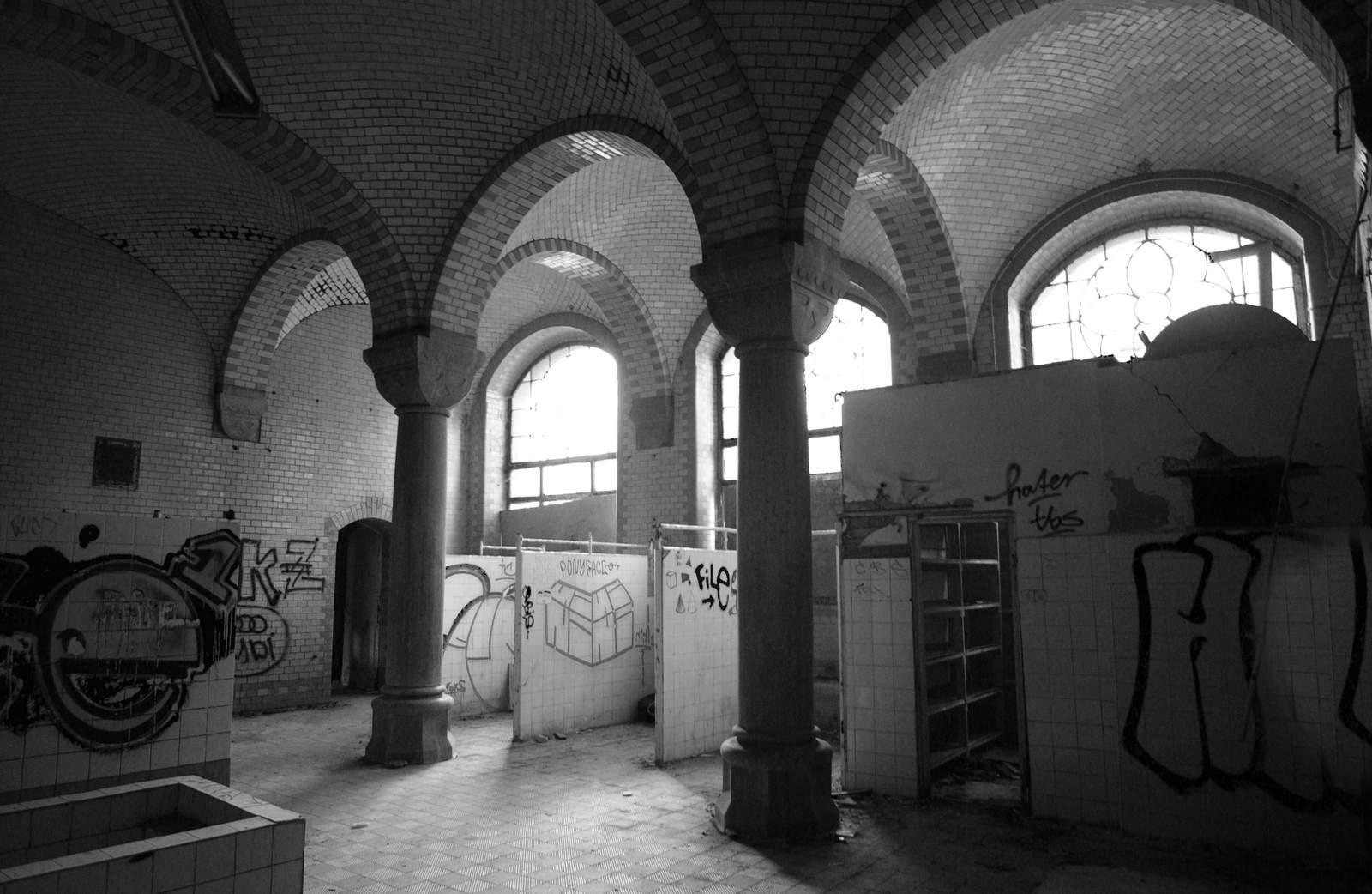 beelitz heilstatten11 Abandoned Beelitz Heilstatten Hospital