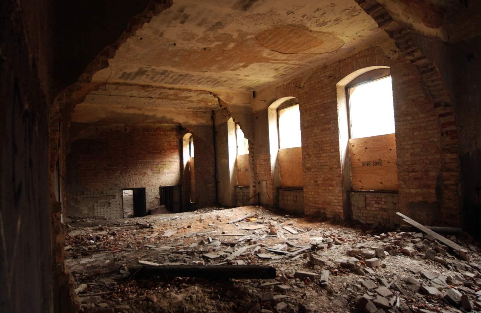 beelitz heilstatten13 Abandoned Beelitz Heilstatten Hospital
