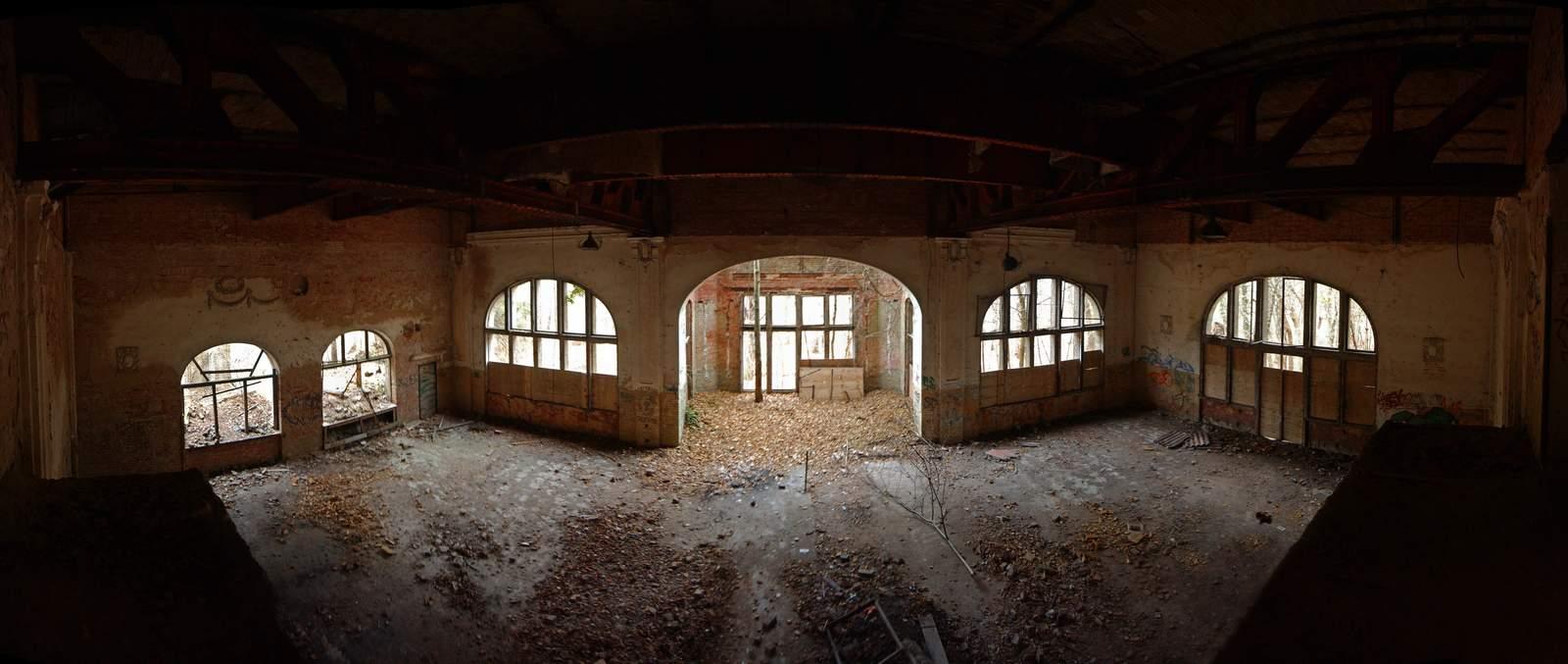 beelitz heilstatten18 Abandoned Beelitz Heilstatten Hospital
