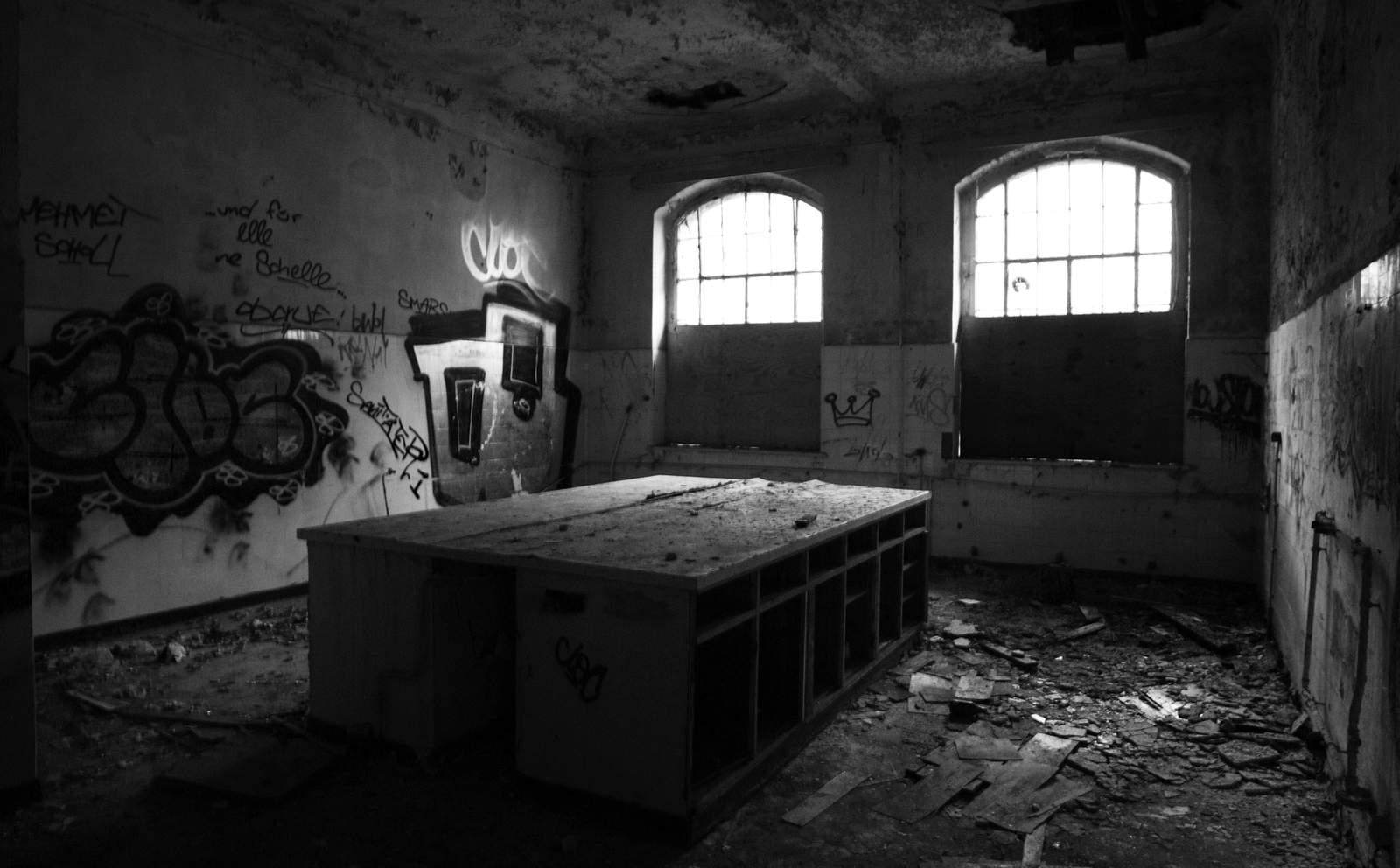 beelitz heilstatten3 Abandoned Beelitz Heilstatten Hospital