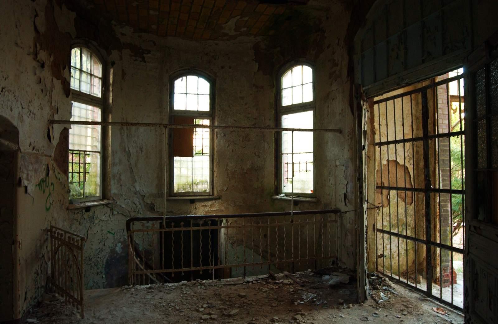 beelitz heilstatten8 Abandoned Beelitz Heilstatten Hospital