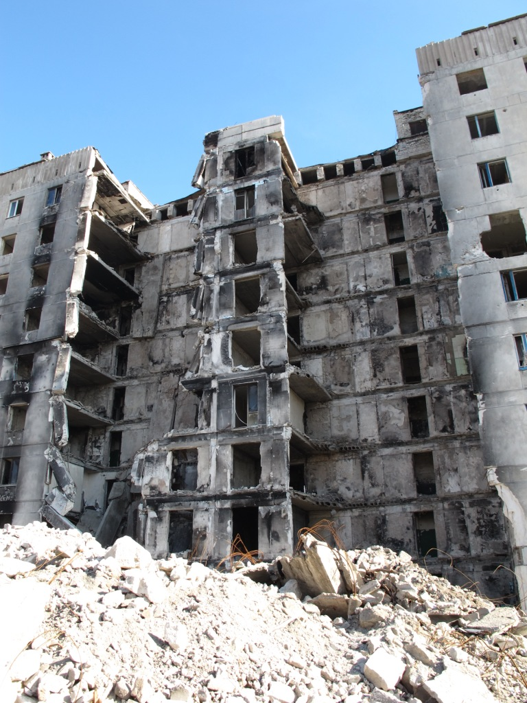 eastern ukraine1 Daily Reality in Eastern Ukraine