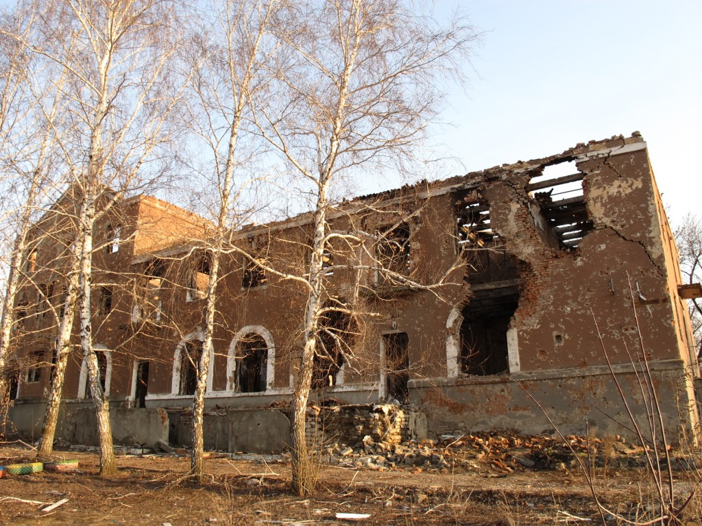 eastern ukraine2 Daily Reality in Eastern Ukraine