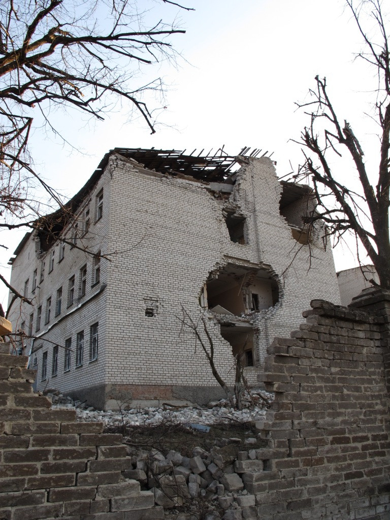 eastern ukraine3 Daily Reality in Eastern Ukraine
