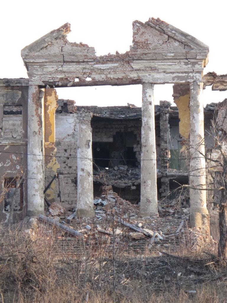 eastern ukraine6 Daily Reality in Eastern Ukraine