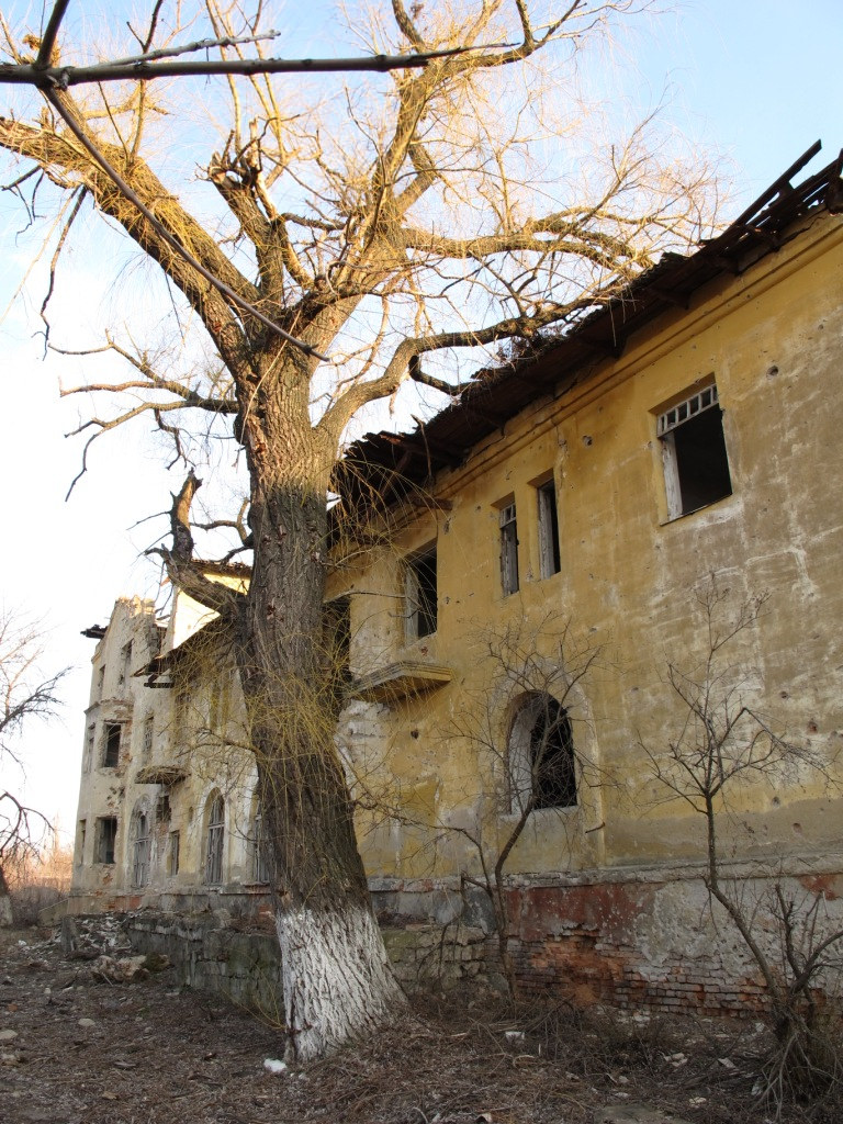 eastern ukraine7 Daily Reality in Eastern Ukraine