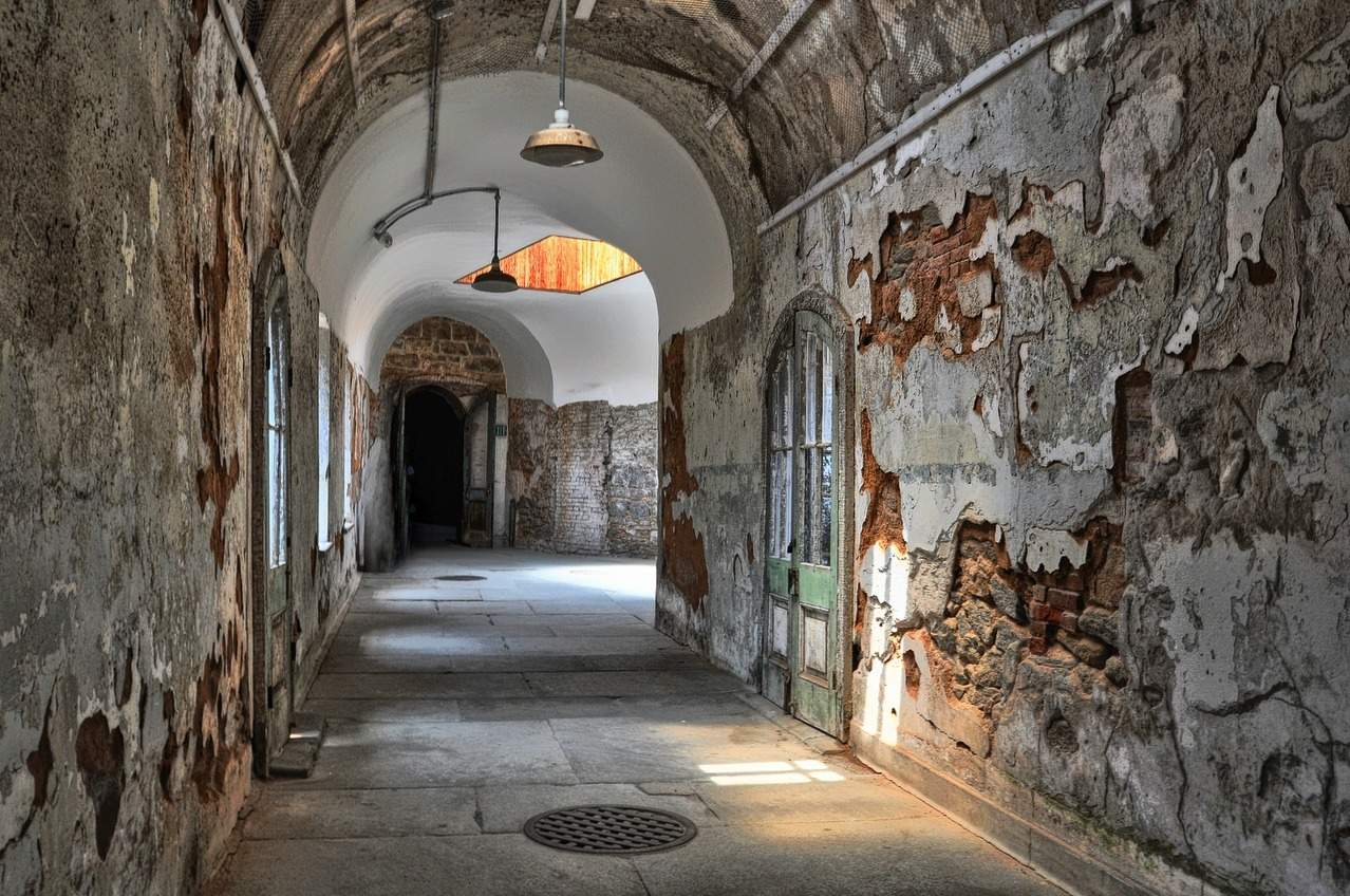 eastern state penitentiary6 Eastern State Penitentiary, Philadelphia