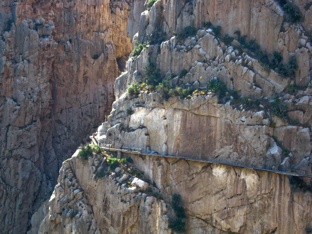 caminito del rey5 Most Dangerous Caminito del Rey in Spain