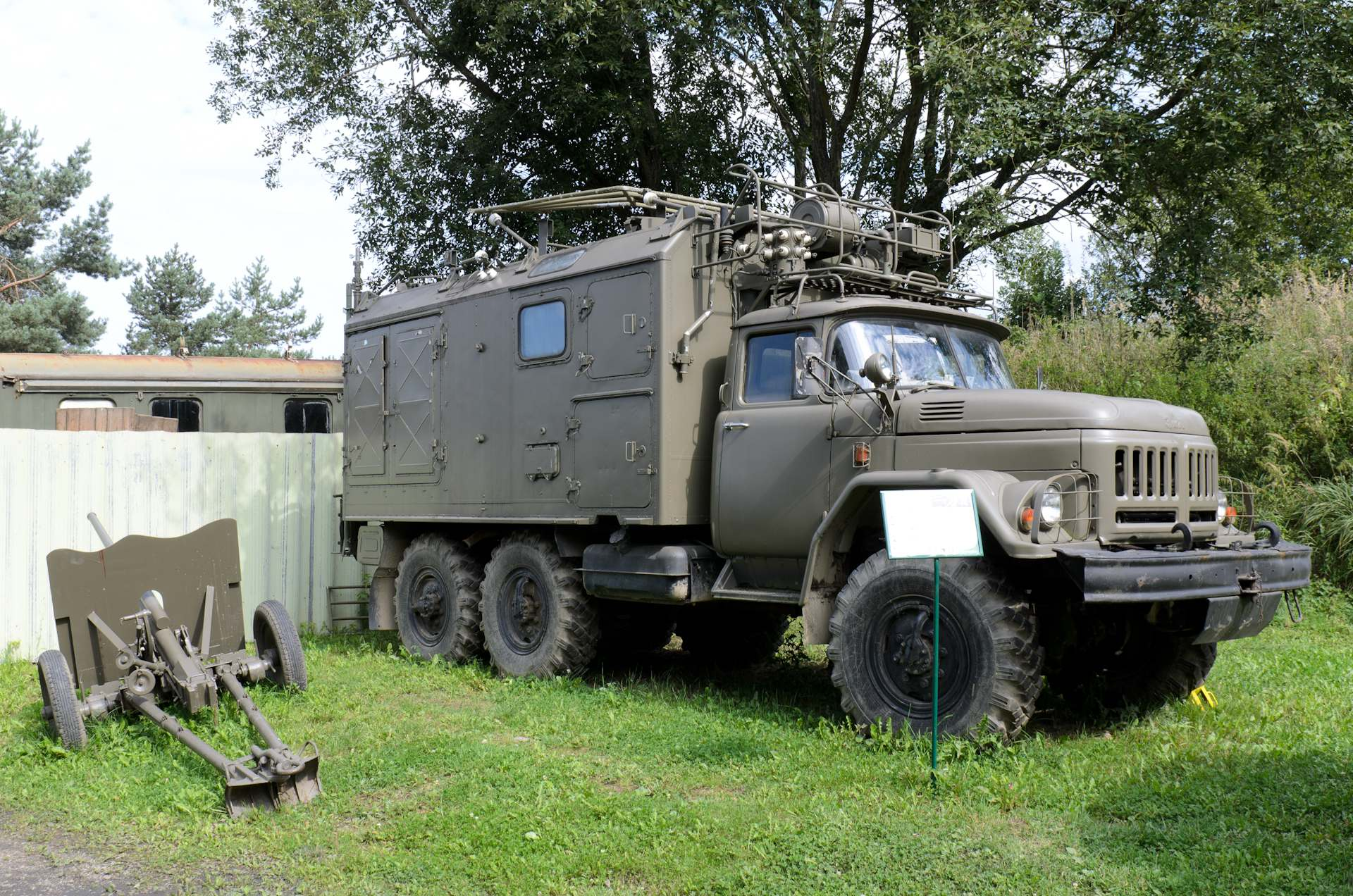 military museum rokycany22 Museum on The Demarcation Line in Rokycany, Czech Republic