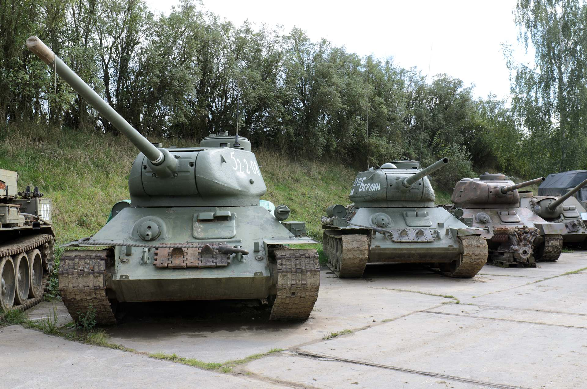 military museum rokycany7 Museum on The Demarcation Line in Rokycany, Czech Republic