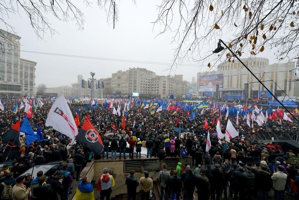 revolution kiev1 Pro European Union Revolution in Kiev