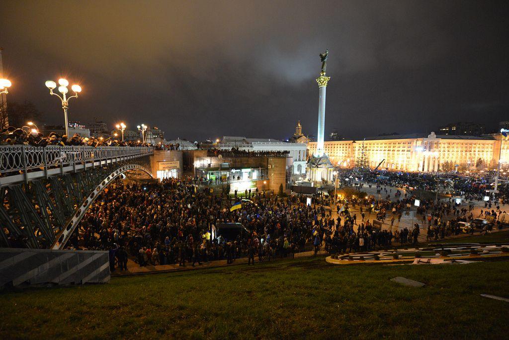 revolution kiev10 Pro European Union Revolution in Kiev
