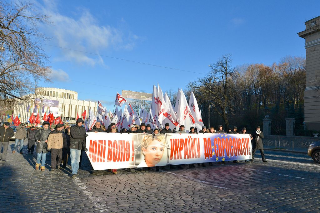 revolution kiev5 Pro European Union Revolution in Kiev