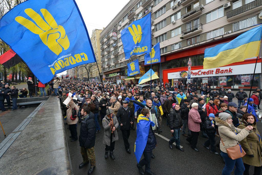 revolution kiev6 Pro European Union Revolution in Kiev