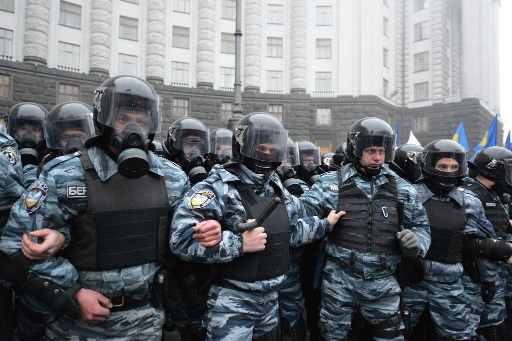 revolution kiev7 Pro European Union Revolution in Kiev