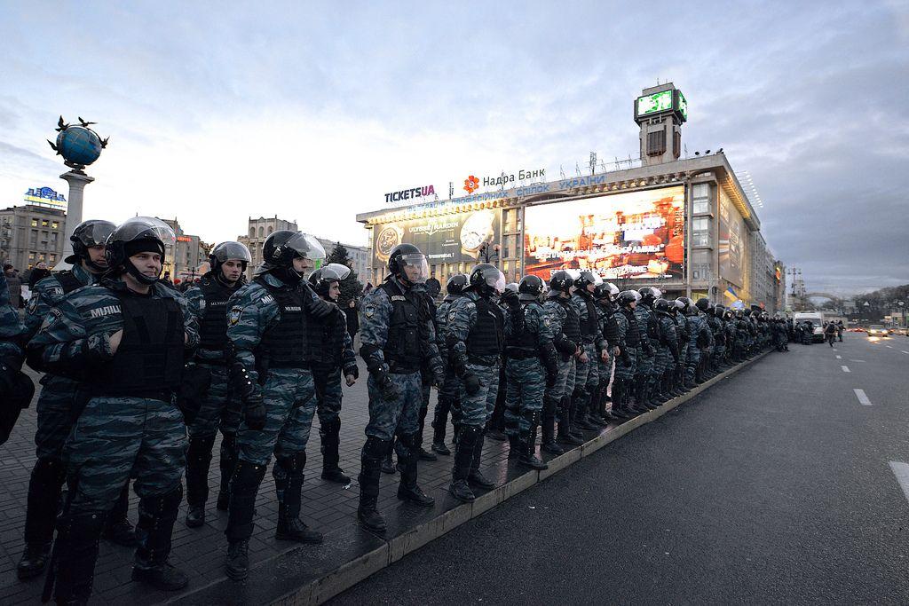 revolution kiev8 Pro European Union Revolution in Kiev