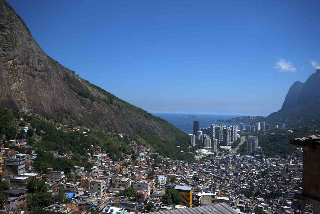 rocinha favela1 Rocinha   The Biggest Favela in Rio de Janeiro