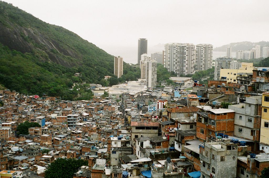 rocinha favela3 Rocinha   The Biggest Favela in Rio de Janeiro