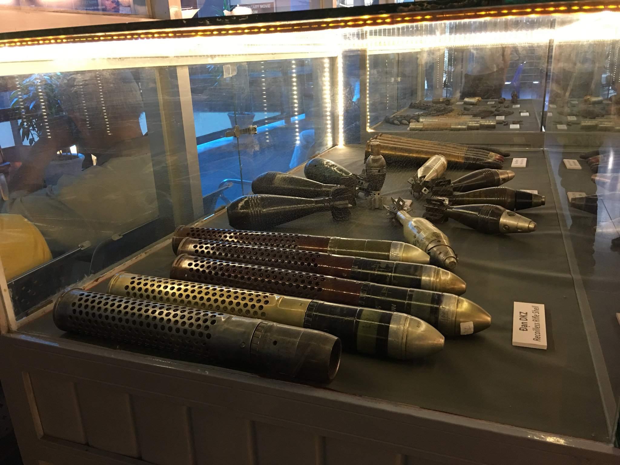 war remnants museum11 War Remnants Museum in Ho Chi Minh City, Vietnam