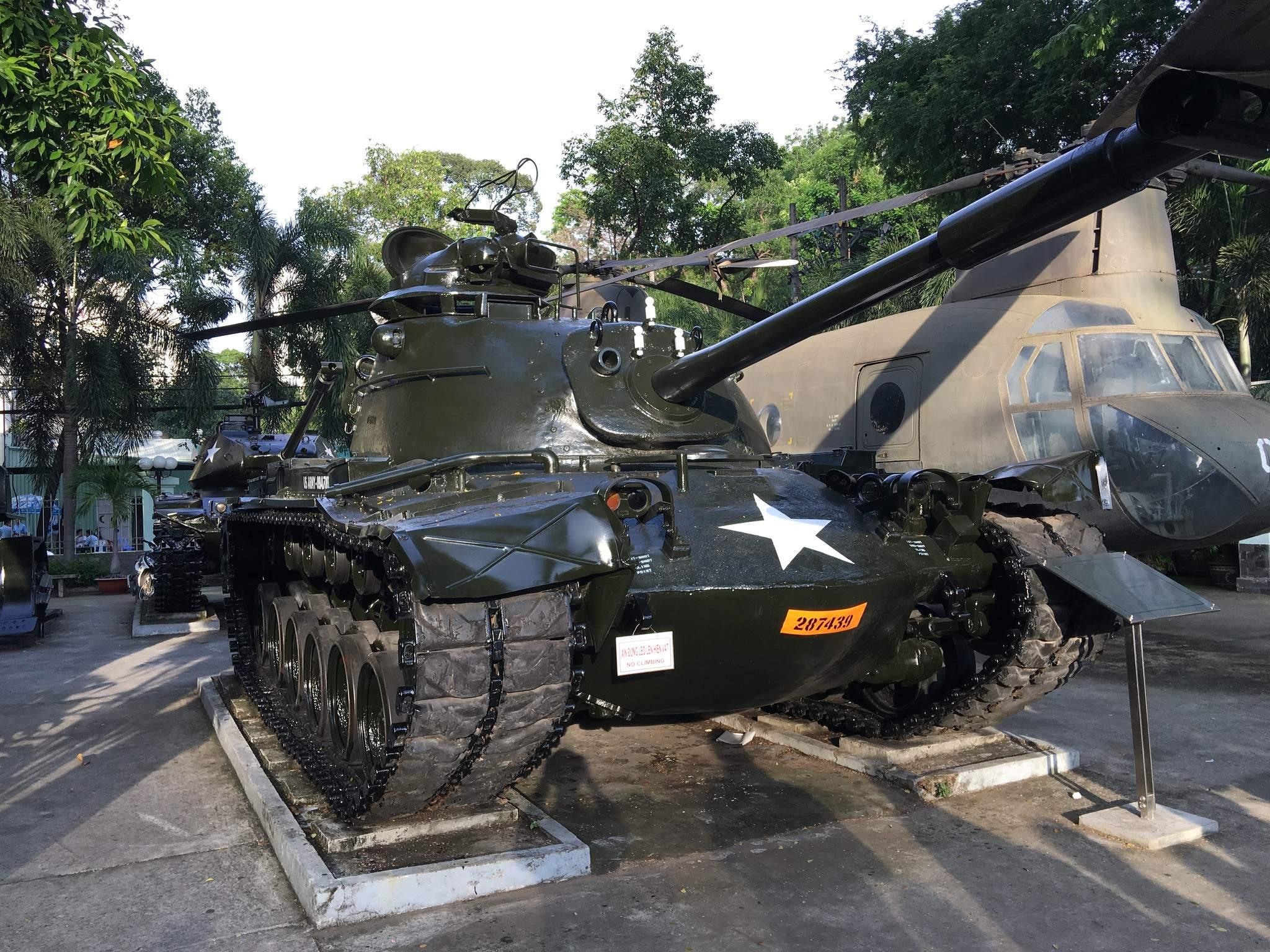war remnants museum2 War Remnants Museum in Ho Chi Minh City, Vietnam